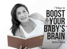 7 Ways to Boost Your Baby's Brain Before Birth