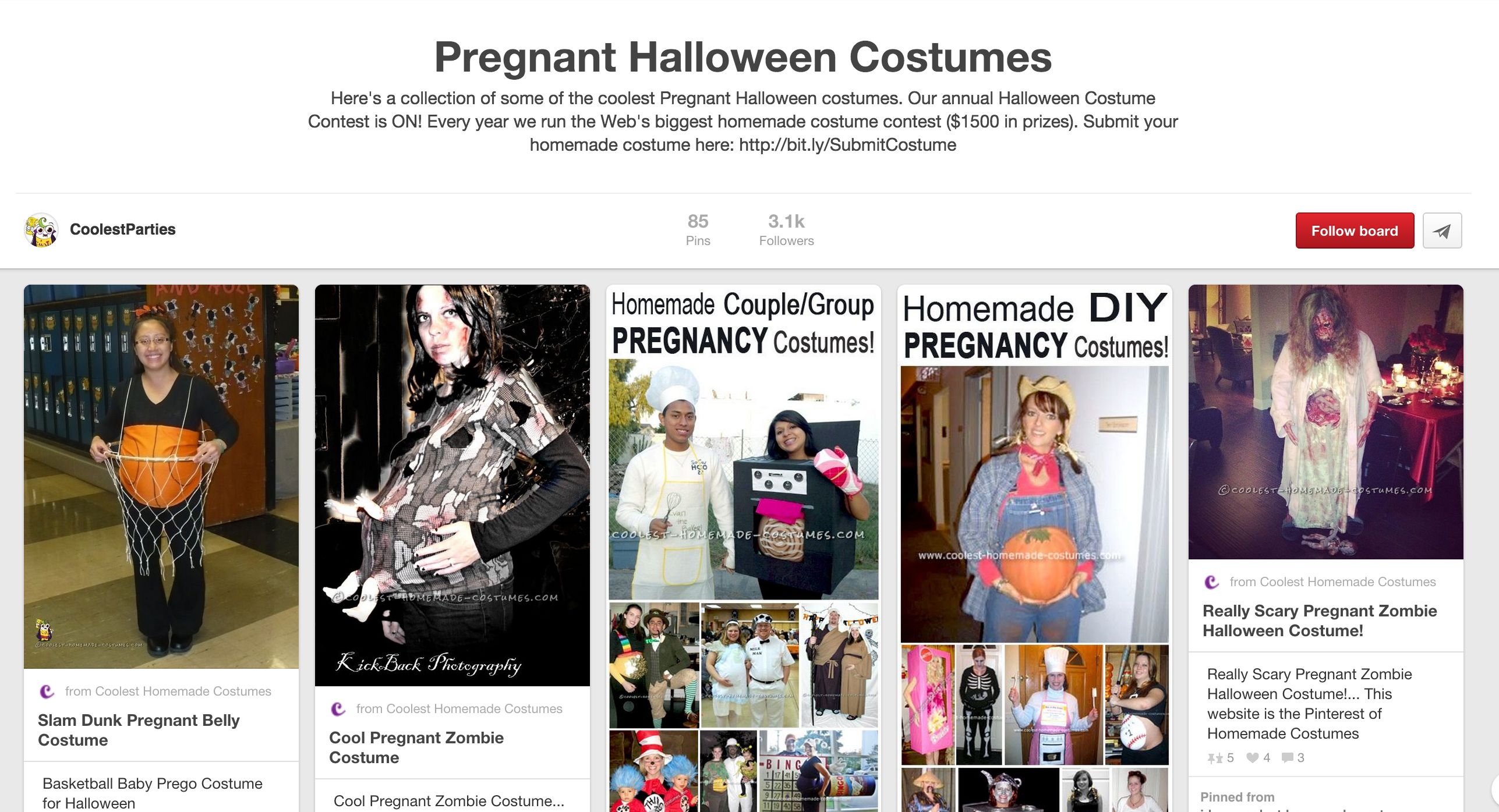 DIY Pregnancy Costumes, Halloween, Holidays, Trick or Treat