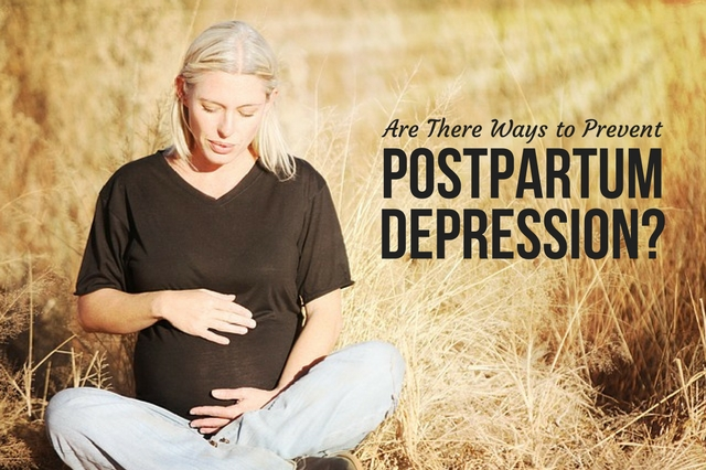 Are There Ways to Prevent Postpartum Depression-