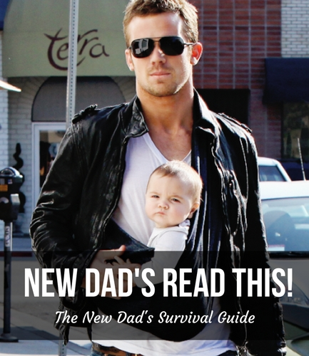 NEW DAD's READ THIS! The New Dad's Survival Guide