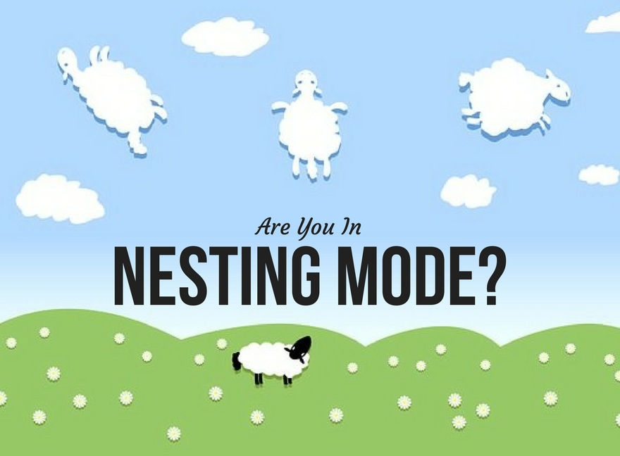 Are You In Nesting Mode?