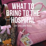 What to Bring to the Hospital for You and Baby
