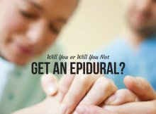 Will You or Will You Not Get An Epidural?