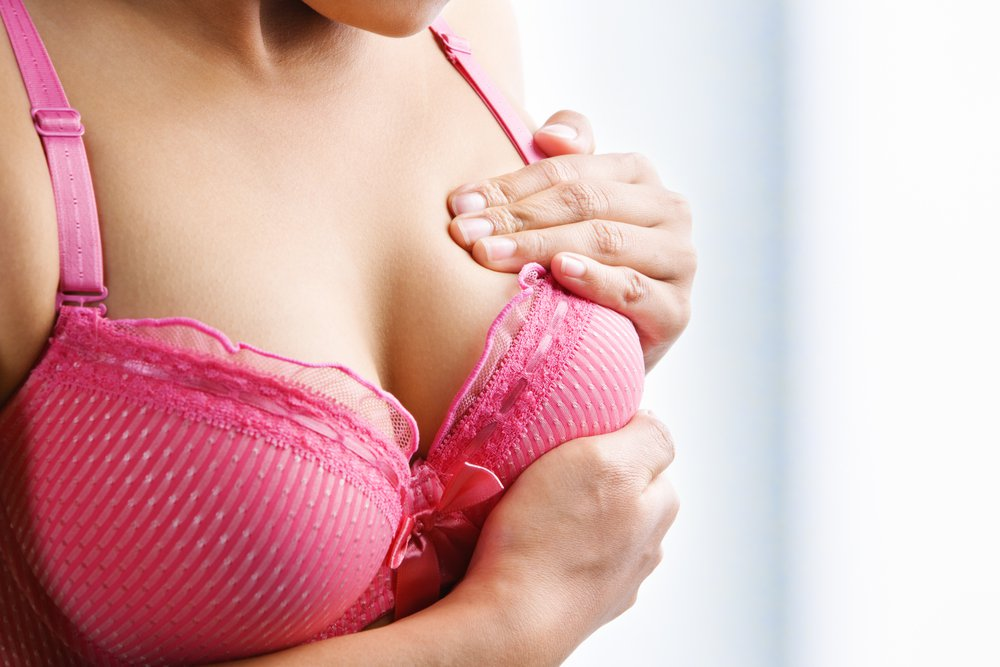Painful breast in pregnancy