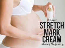 THE BEST STRETCH MARK CREAM DURING PREGNANCY