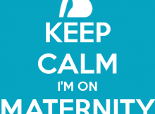when should i go on maternity leave