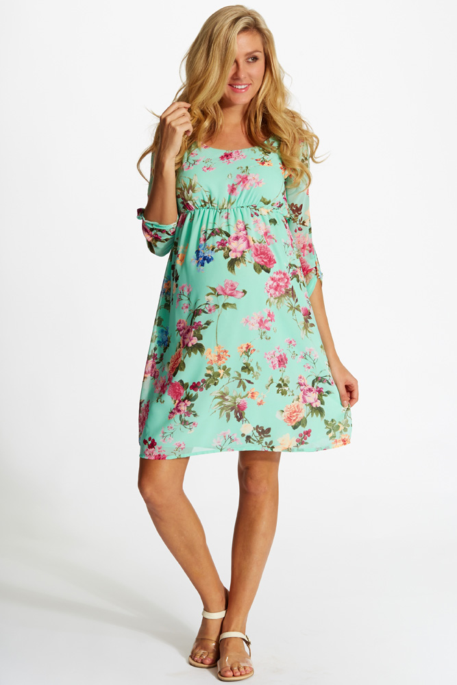 Cute Easter Maternity Dresses for Every Trimester ...