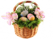Fiona babyprepping make a stunning easter basket for your pregnant wife negle Images