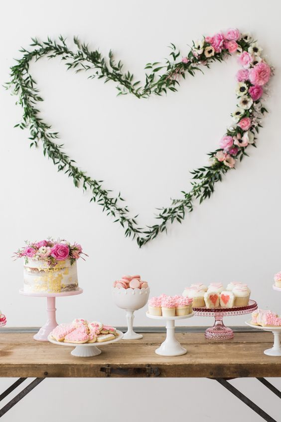 Baby Shower, Girl Baby Shower, Food Table, Cake, Cupcakes, Cookies
