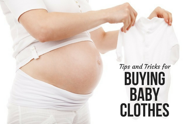 Tips and Tricks for Buying Baby Clothes