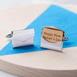 cuff links for fathers on Father's Day presents