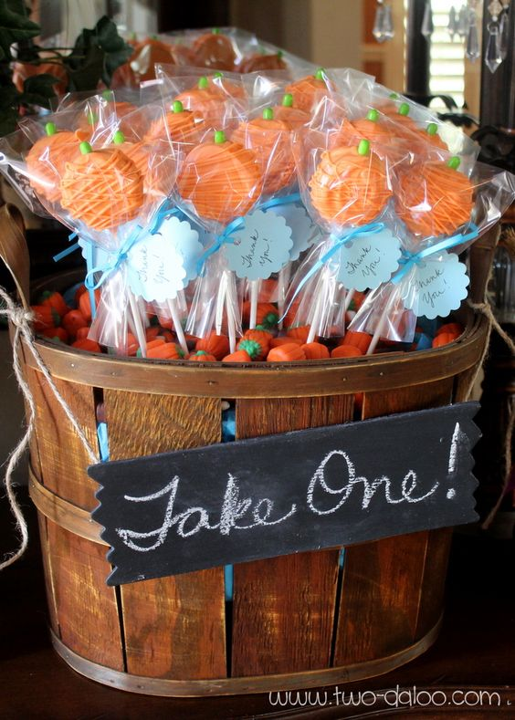Halloween Baby Shower, Decoration Ideas and Inspiration