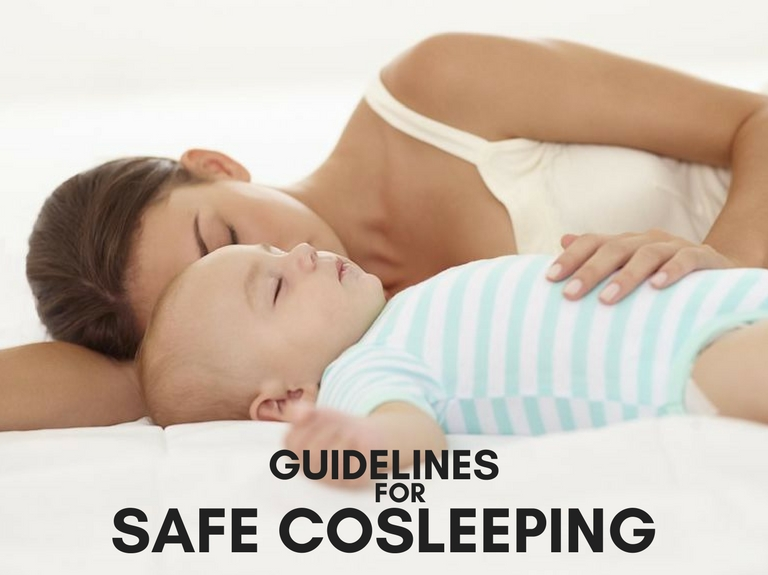 GUIDELINES FOR SAFE COSLEEPING