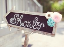 bridal shower gift ideas for a pregnant bride