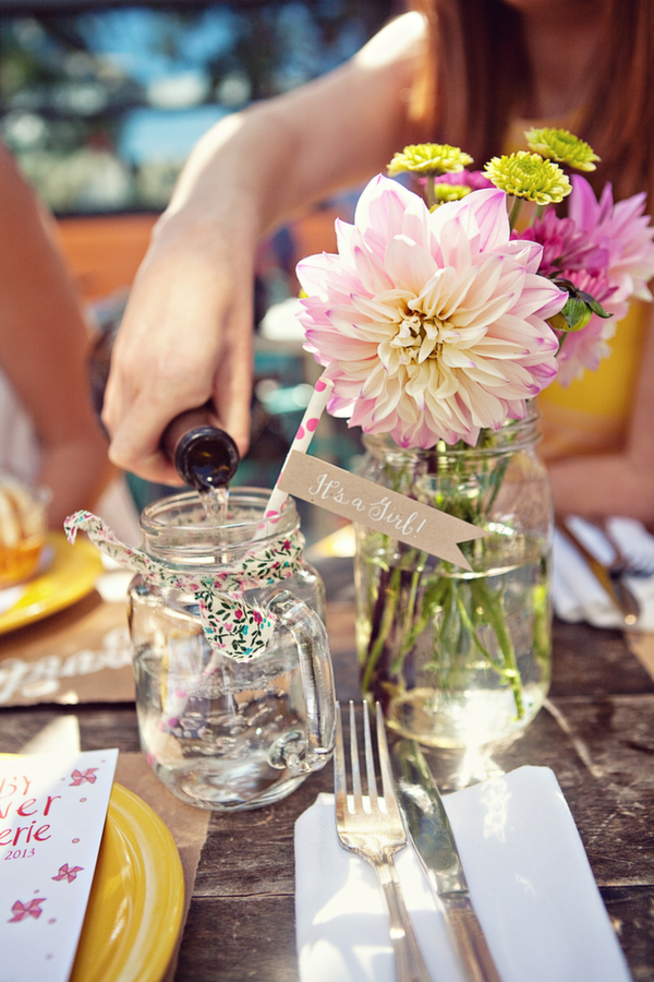 Baby Shower, Summer Party, Decoration Ideas