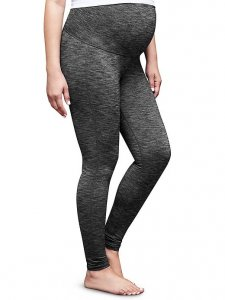 Maternity High Belly Chaturanga yoga tights