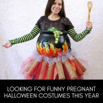 Looking for Funny Pregnant Halloween Costumes This Year?