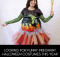 funny pregnant halloween costumes