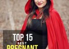 TOP 15 BEST PREGNANT HALLOWEEN COSTUME IDEAS!