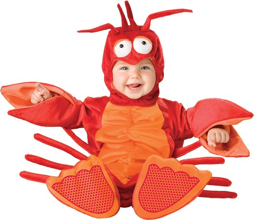 lobster-costume