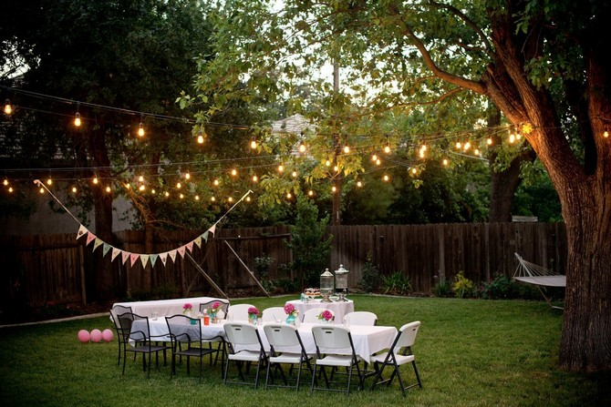 Christmas Baby Shower Location Ideas