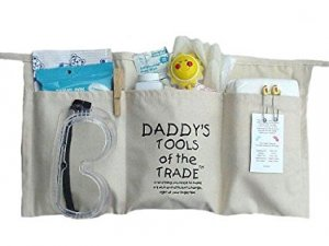 A gift for the dad-to-be from Amazon.com.
