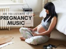 ARE YOU LISTENING TO PREGNANCY MUSIC