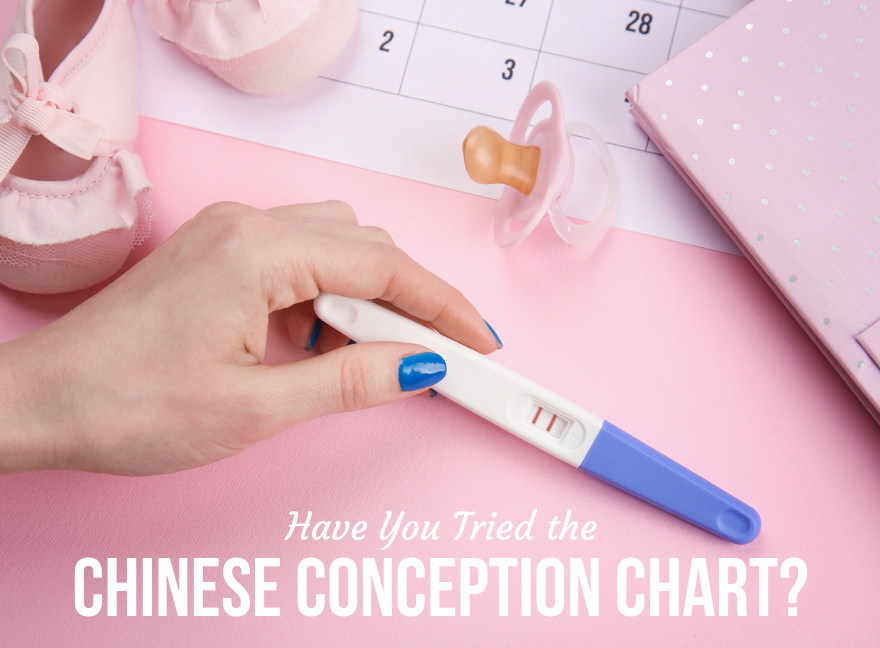 Have You Tried the Chinese Conception Chart? | Babyprepping com