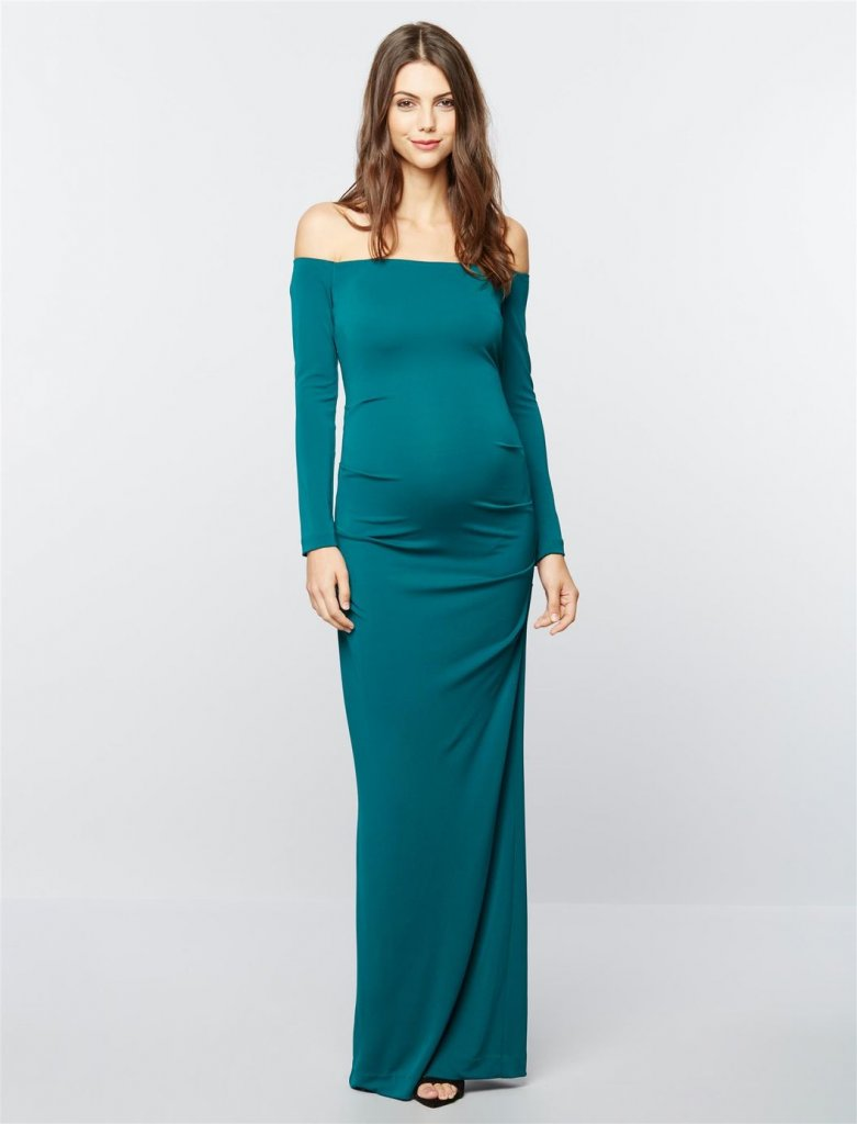 Nicole Miller Maternity Special Occasion Dress