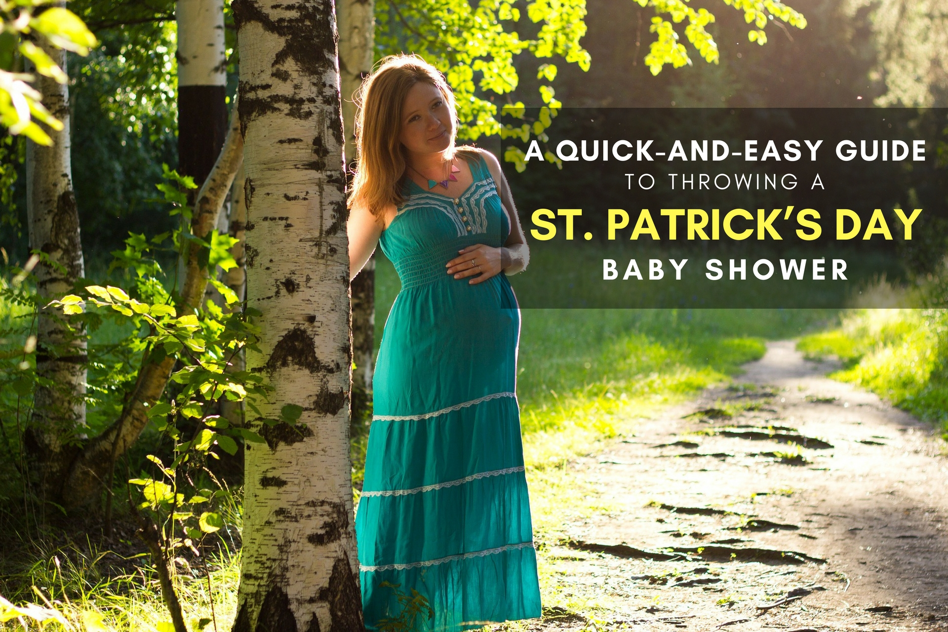 A QUICK-AND-EASY GUIDE TO THROWING A ST. PATRICK'S DAY BABY SHOWER (1)
