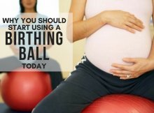 Why You Should Start Using a Birthing Ball Today