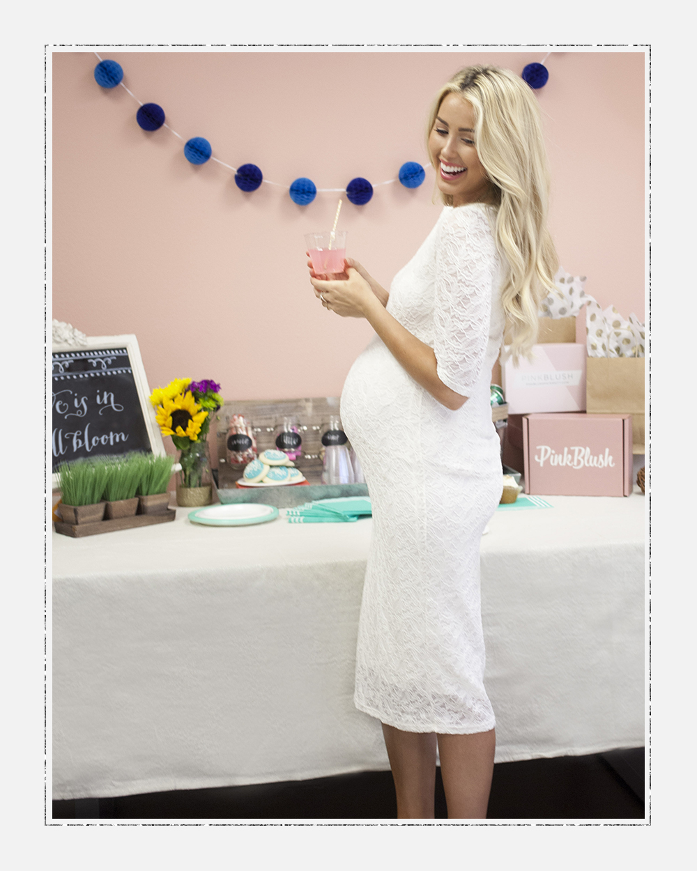 what to wear in baby shower party