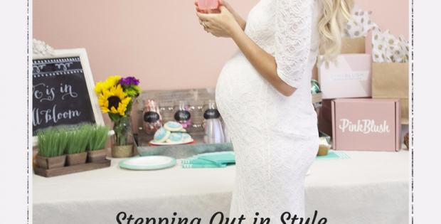 wear to a baby shower so you have an upcoming baby shower to attend