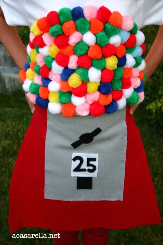 Easy Pregnant Costumes, DIY, Holidays, Trick or Treat