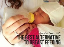 Donated Breast Milk - The Best Alternative to Breast Feeding