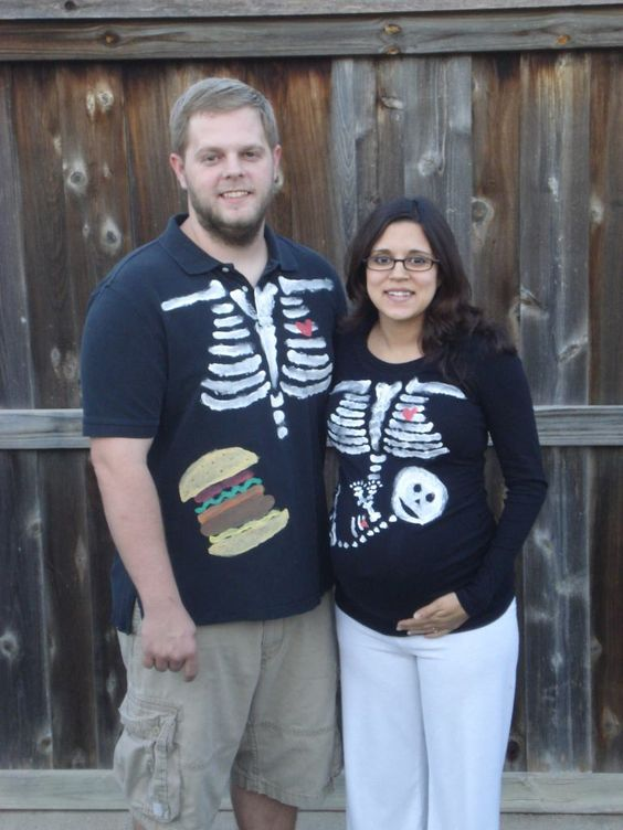 Pregnant Halloween Costumes, DIY, Holidays, Trick or Treat