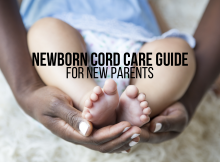 Newborn Cord Care Guide For New Parents