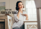 What are Fertility Teas?