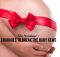 The Holidays + Charades to Break the Baby News
