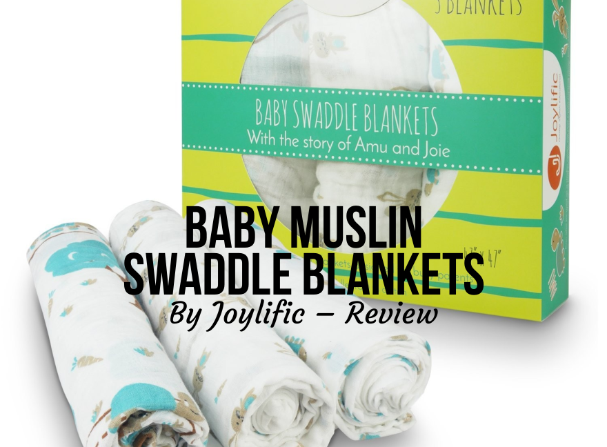 Baby Muslin Swaddle Blankets By Joylific – Review