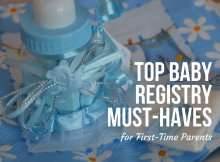 Top Baby Registry Must-Haves for First-Time Parents
