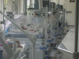 The NICU is an extremely sensitive environment.