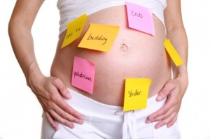 Pregnancy to do list