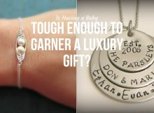 Is Having a Baby Tough Enough to Garner a Luxury Gift?