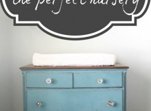 Planning the perfect nursery