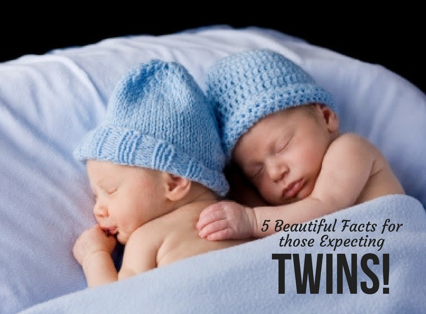 5 Beautiful Facts for those expecting Twins!