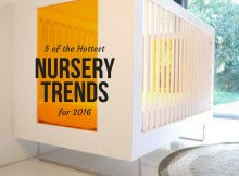 5 of the Hottest Nursery Trends for 2016