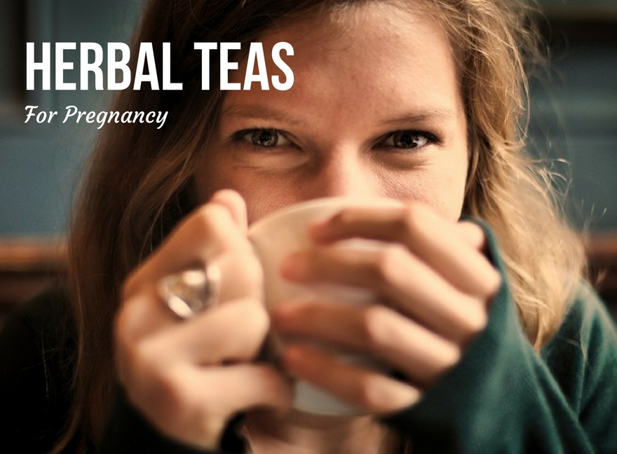 Herbal Teas For Pregnancy