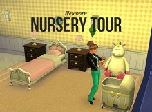 Newborn Nursery Tour