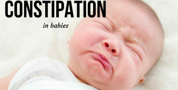 Signs causes and cures of constipation in babies